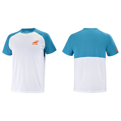 -CAMISETA PLAY NECK JUNIOR