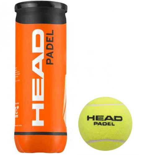 HEAD PADEL BOTE x3
