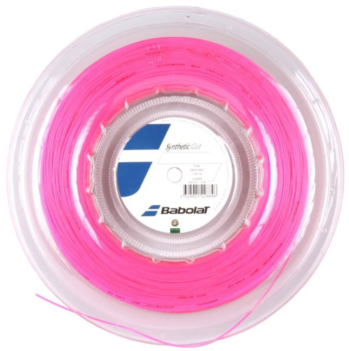 ROLLO SYNTHETIC GUT ROSA 1.35