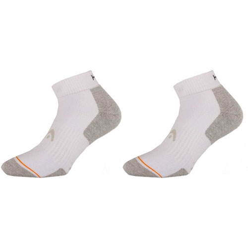 CALCETINES QUARTER ATHLETES BLANCO
